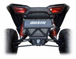 Gibson Performance Exhaust - Polaris UTV Single Exhaust, Stainless #98039 - Image 1