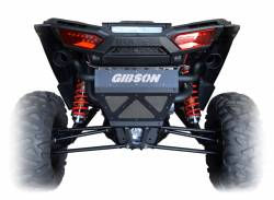 Gibson Performance Exhaust - Polaris UTV Dual Exhaust, Black Ceramic #98038 - Image 3