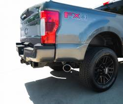 Gibson Performance Exhaust - Single Exhaust System, Stainless #619906 - Image 1
