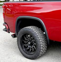 Gibson Performance Exhaust - 20-21 Silverado, Sierra 2500HD/3500HD 6.6L , Single Exhaust, Stainless #616517 - Image 2